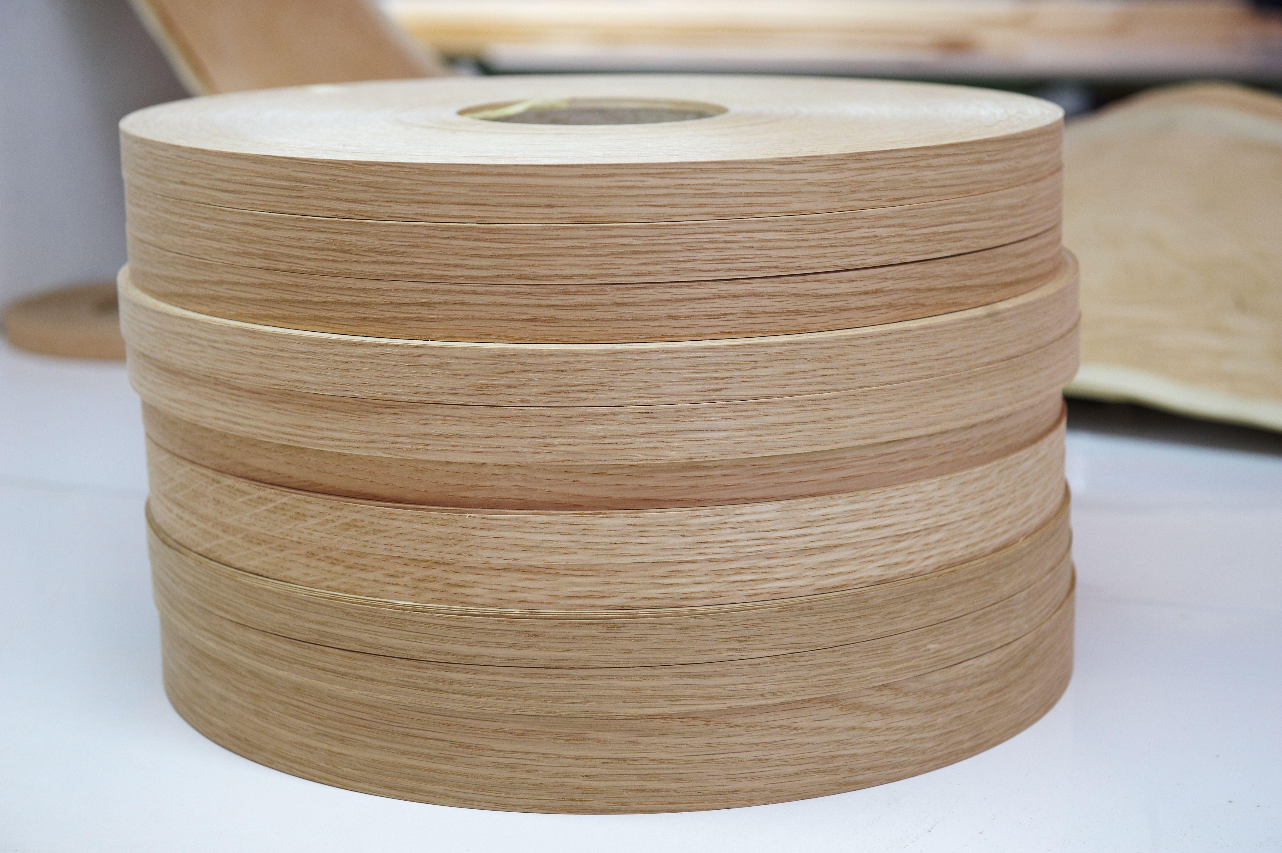 Veneer edgebanding in rolls « Cantisa