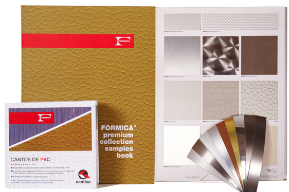 Formica - Premium Collection Samples Book