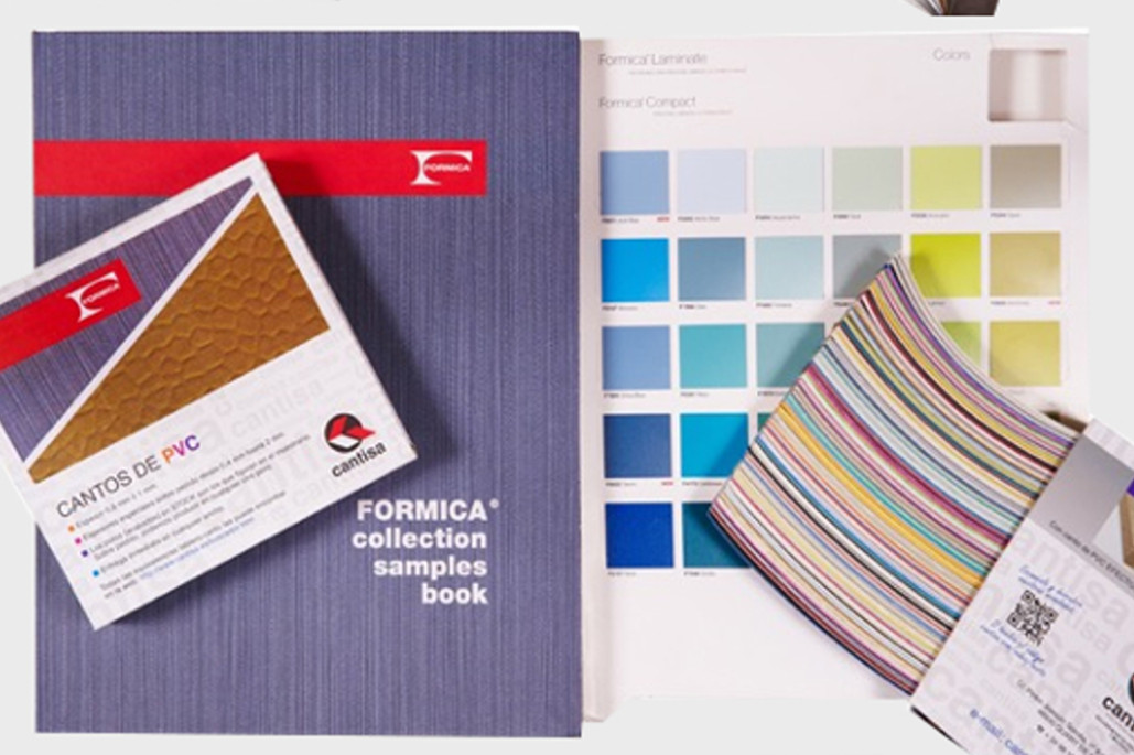 Formica - Collection Samples Book