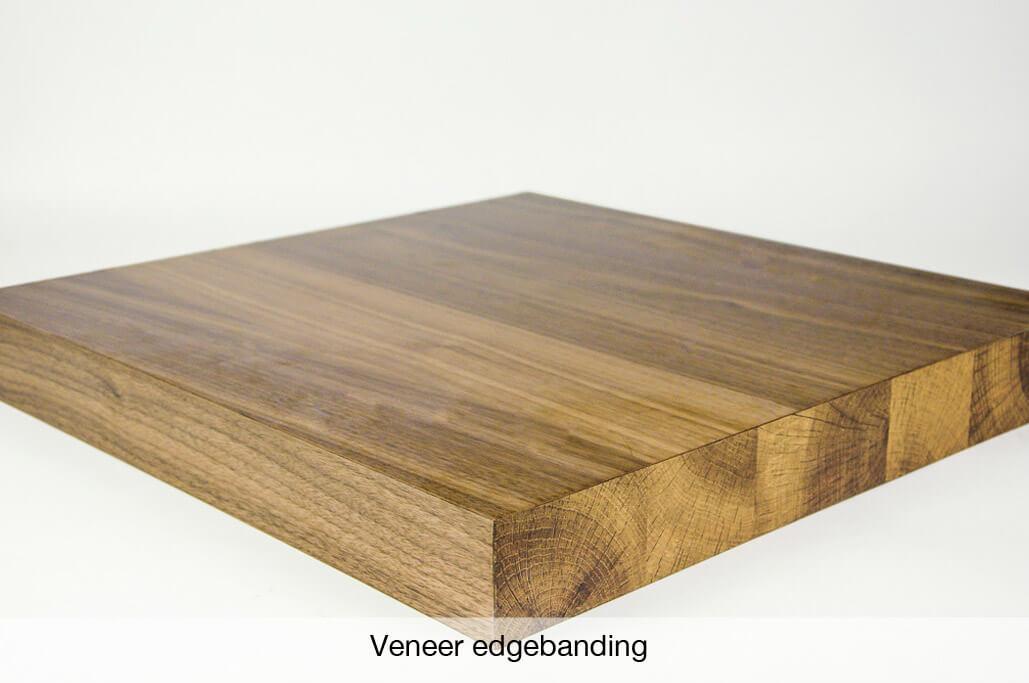 Veneer edgebanding