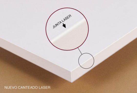 Canto láser | Laser edgebanding