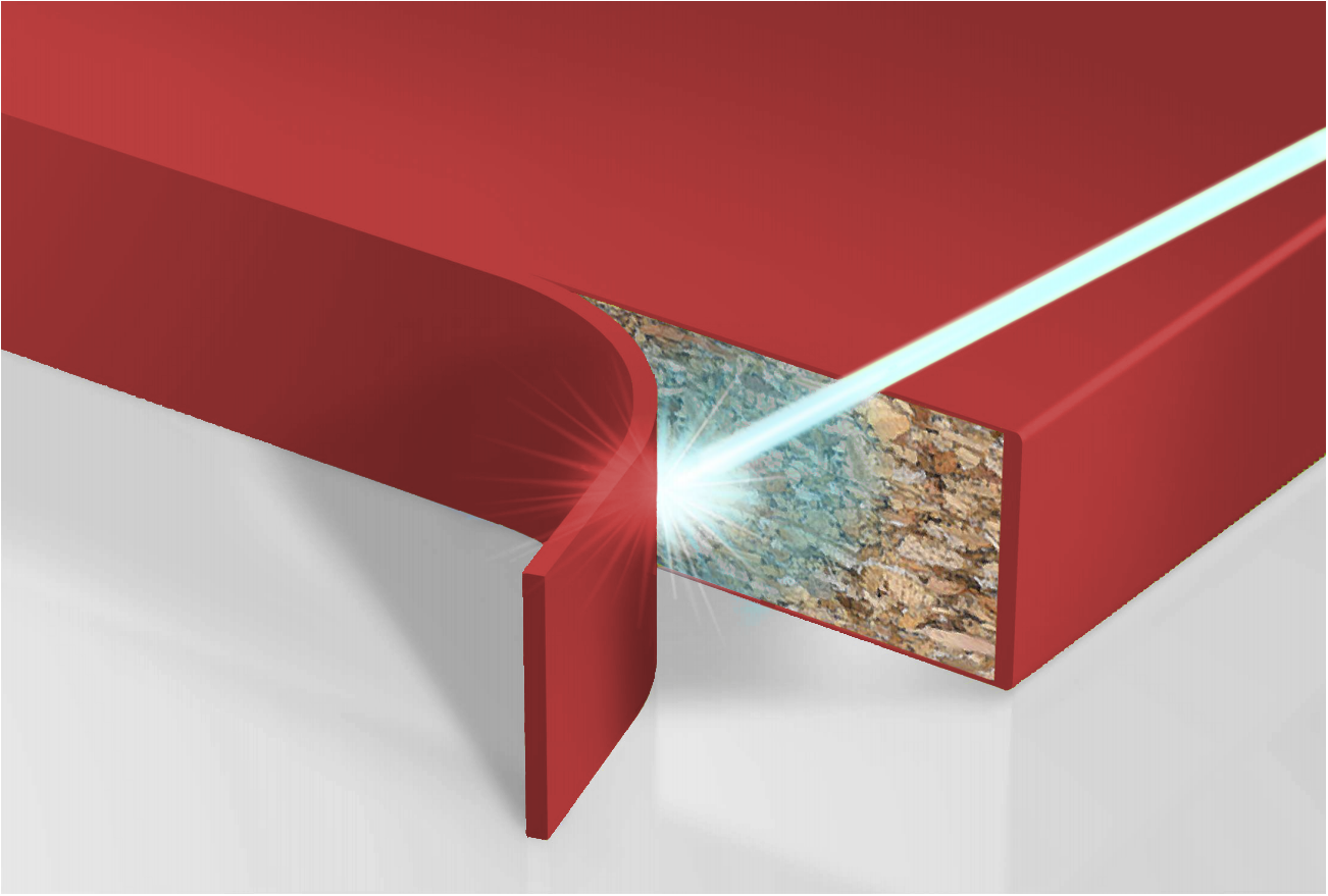 Canteado láser | Laser edgebanding