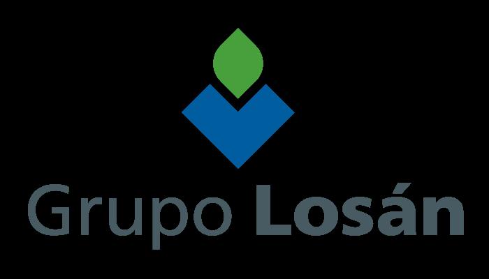 Logotipo Grupo Losán