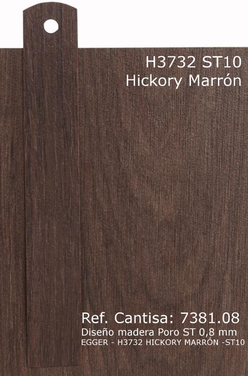 Egger - Hickory Marrón