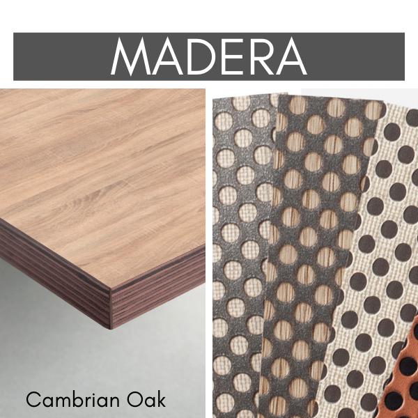 Cantos diseño madera para Finsa