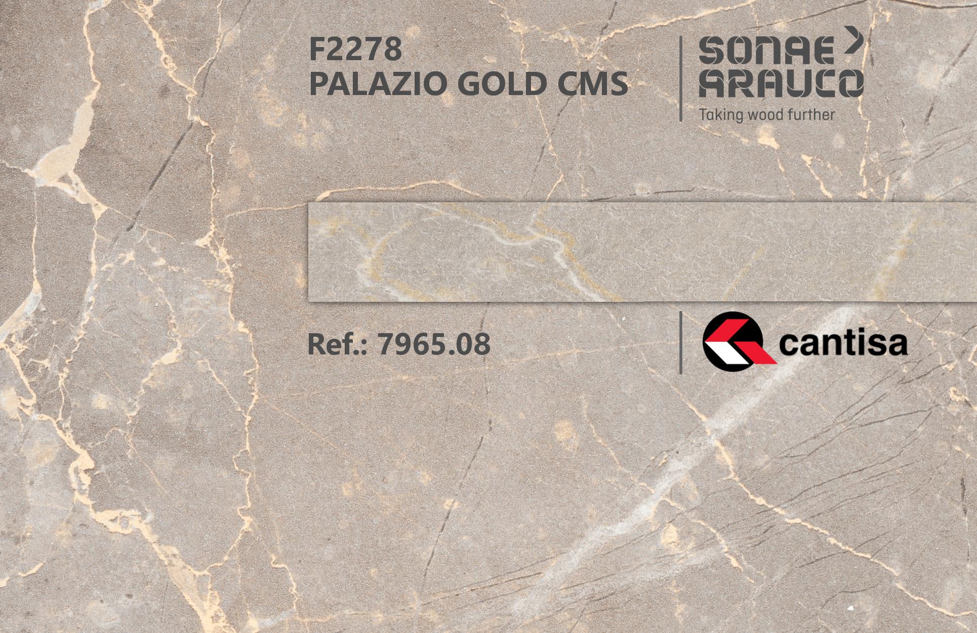 Palazio Gold | Innovus Sonae Arauco