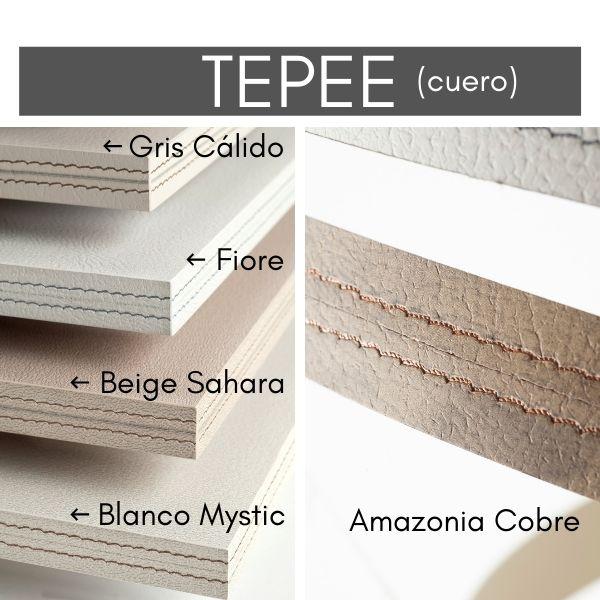 Losán Tepee con canto costura